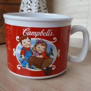 Campbell Soup Cup 2002 Tomato harvest